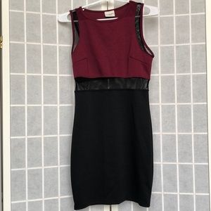 LA Hearts dress